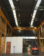 15 tonnes overhead crane
